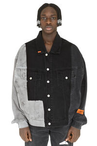 Denim jacket, Denim jackets Heron Preston man