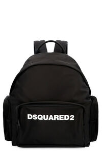 Tom nylon backpack, Backpack Dsquared2 man