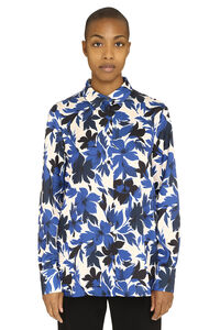Floral pattern shirt, Shirts Boutique Moschino woman