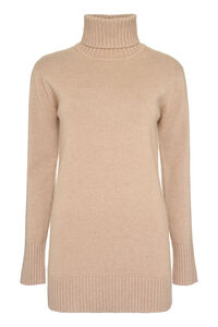 Nastro wool and cachemire turtleneck pullover, Turtleneck sweaters Max Mara woman