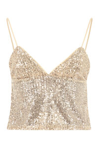 Cyndy sequin top, Tanks and Camis ROTATE Birgerchristensen woman