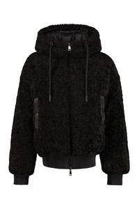 Ilet hooded short down jacket, Down Jackets Moncler woman