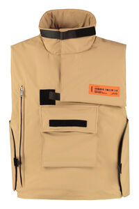 Padded bodywarmer, Gilets Heron Preston man