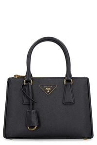 Galleria leather mini-bag, Top handle Prada woman