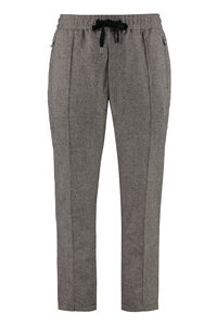 Wool jogging style trousers, Casual trousers Dolce & Gabbana man