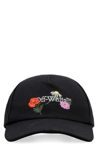 Logo baseball cap, Hats Off-White woman