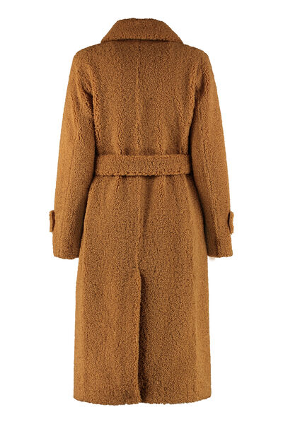 Lottie eco-shearling coat