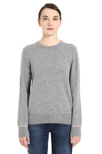 Cashmere crew-neck sweater, Crew neck sweaters Tory Burch woman