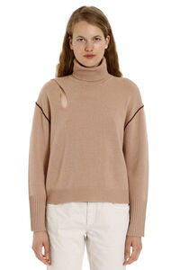Tanto cachemire sweater, Turtleneck sweaters Pinko woman