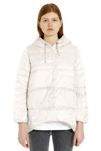 Reversible padded jacket, Down Jackets add woman