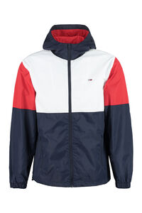 Techno fabric jacket, Lightweight & Raincoats Tommy Jeans man