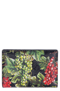 Continental wallet in leather, Wallets Dolce & Gabbana woman