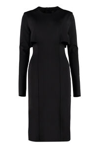 Jersey sheath dress, Knee Lenght Dresses Givenchy woman