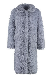 Taylor faux fur coat, Faux Fur and Shearling Stand Studio woman