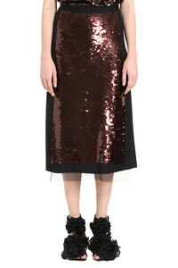 Sequin pencil skirt, Pencil skirts McQ Alexander McQueen woman