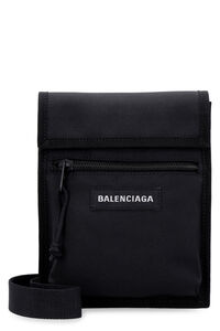 Nylon messenger-bag, Messenger bags Balenciaga man