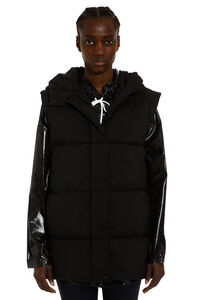Hooded bodywarmer, Vests and Gilets Givenchy woman