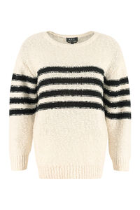 Luzia wool pullover, Crew neck sweaters A.P.C. woman