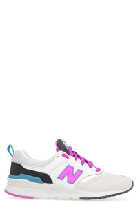 997 suede and mesh sneakers, Low Top sneakers New Balance woman