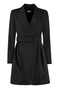 Asymmetric blazer dress, Mini dresses Salvatore Ferragamo woman