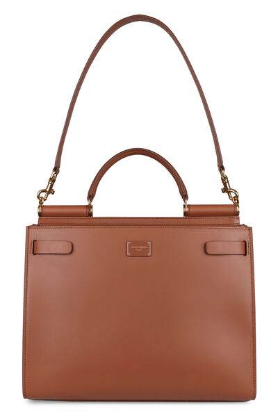Sicily 62 leather tote bag