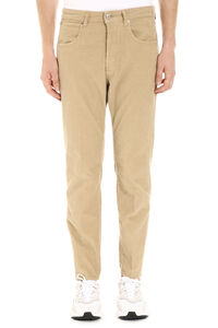 Up corduroy trousers, Track Pants Golden Goose man