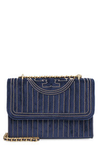 Kira quilted velvet shoulder bag, Shoulderbag Tory Burch woman