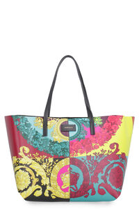 Printed tote bag, Tote bags Versace woman