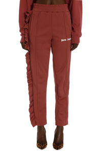 Track-pants in tessuto tecnico, Pantaloni sportivi Palm Angels woman