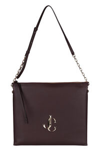 Varenne leather crossbody bag, Shoulderbag Jimmy Choo woman