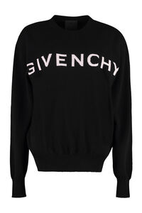 Crew-neck cashmere sweater, Crew neck sweaters Givenchy woman