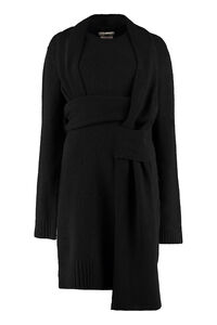 Knitted dress, Knee Lenght Dresses Bottega Veneta woman