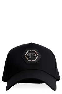 Logo baseball cap, Hats Philipp Plein man