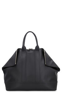 De Manta East West leather tote, Totes Alexander McQueen man