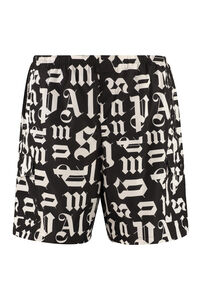 Printed swim shorts, Swimwear Palm Angels man