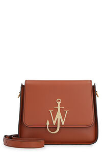 Anchor Box leather shoulder bag, Shoulderbag JW Anderson woman