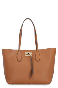 Leather tote, Tote bags Salvatore Ferragamo woman