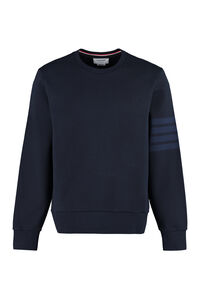 Cotton crew-neck sweatshirt, Sweatshirts Thom Browne man