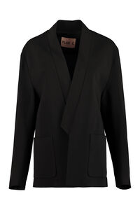 Wool blend blazer, Blazers Plan C woman