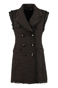 Wool blend waistcoat, Vests and Gilets Dolce & Gabbana woman
