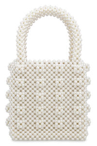 Antonia tote bag, Top handle Shrimps woman