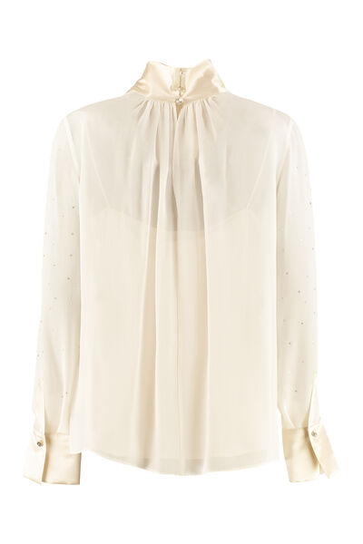 Aia silk blouse