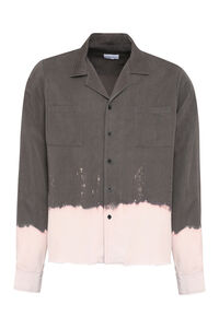 Long sleeve shirt, Plain Shirts Rhude man
