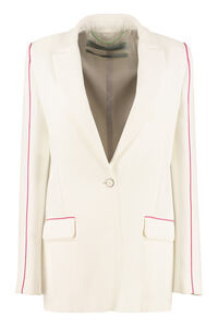 Contrasting piping blazer, Blazers Off-White woman