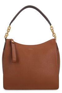 Diva leather bag, Top handle Furla woman
