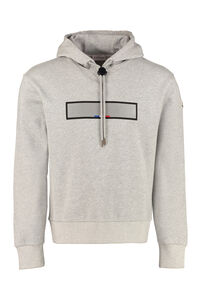 Cotton hoodie, Hoodies Moncler man