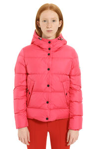 Lena hooded down jacket, Down Jackets Moncler woman