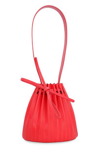 Mini-secchiello Fiesta in pelle, Secchiello Mansur Gavriel woman