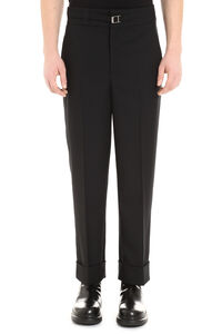 Cropped trousers, Casual trousers Neil Barrett man
