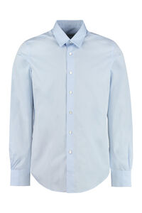 Cotton poplin shirt, Plain Shirts Lanvin man